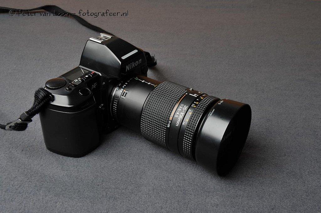 Nikon F-801S